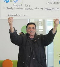 Bob Erb, the $25 million Lotto Max Jackpot Winner and His Life After Winning
